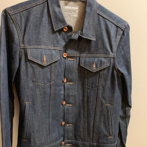 GAP Other - Men's Gap Japanese Selvedge Jean Jacket Size M